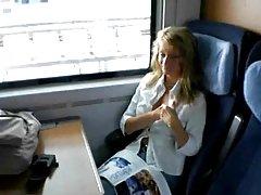 سکس در قطار