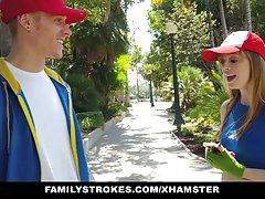 ضربات Familystrokes - مبهم look-alike برادر pokemongo