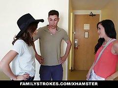 Familystrokes - سرگرم کننده اتاق هتل با گام بازی ها