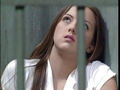 نوجوان فاحشه استخوان نگهبان زندان