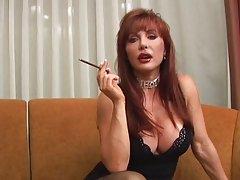 داغ بالغ ونسا سیگار کشیدن قبل از رابطه جنسی