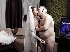 قدیمی شوهر و عروس ایتالیایی