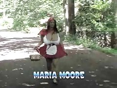 ماریا مور و گرگ بزرگ بد