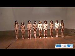 برهنه جوجه های ژاپنی