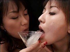دختران ژاپنی Cumswapping 1! توسط triplextroll
