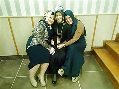 hijapp ترکی عربی آسیایی میکس عکس 7